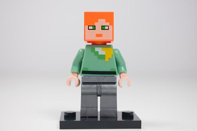 klocki Lego Minecraft